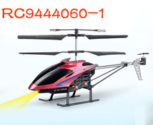 High quality 3.5 channel rc alloy model helicopter toy with gyro for sale RC9444060-1
