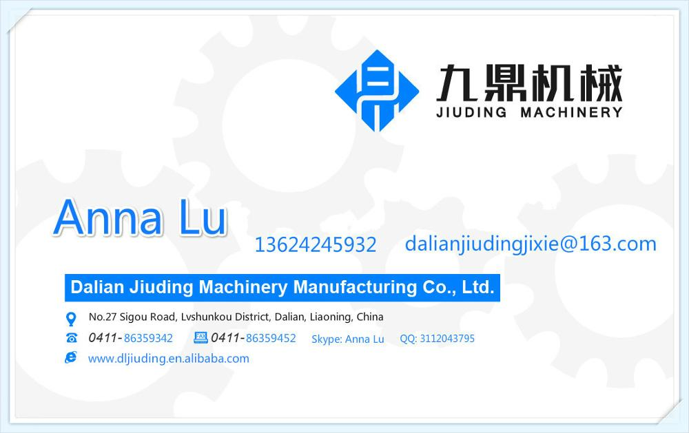 Qulified stainless steel mechanical parts for ship