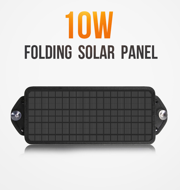 Hot sale usb small solar panel for Compact Durable & Waterproof Solar Charger for Cellphone PowerBank and Electronic Devices