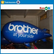 advertising blimp helium inflatable airplane planet balloon for sale