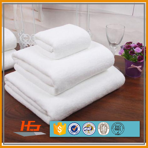 100% cotton 500gsm hotel bath towel 22x44