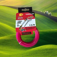 CE, GS, EMC certificate Nylon Grass cutter Trimmer Line professional tools line grass Trimmer Line road should cutter