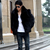 MS70947G New design men winter stylish fur coat