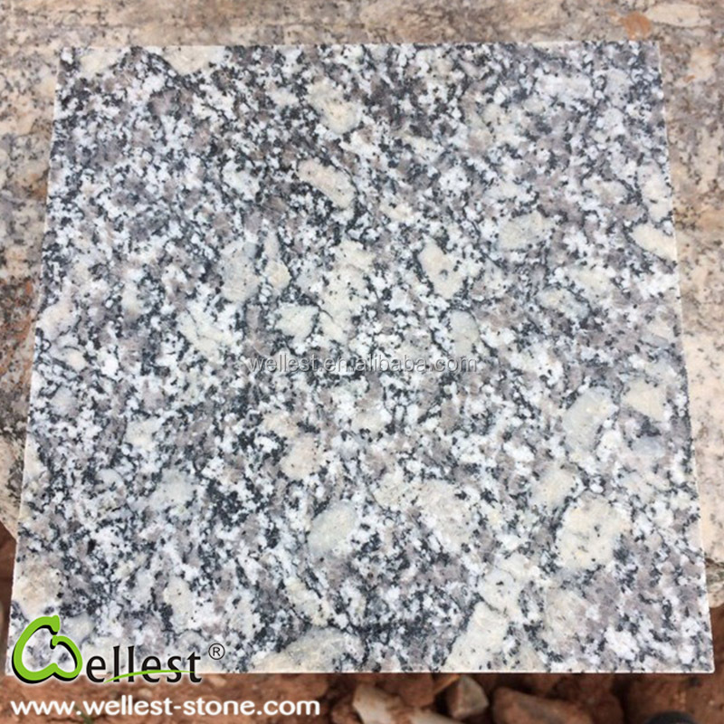 G707 Jiangxi White Diamond China Granite for Floor Paving