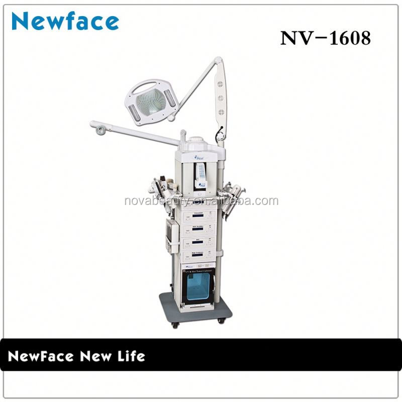 oxygen water machine nv-1608 19in1 scar removal oxygen facial machine