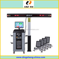 Electric Auto data software 3d Wheel Alignment DS7
