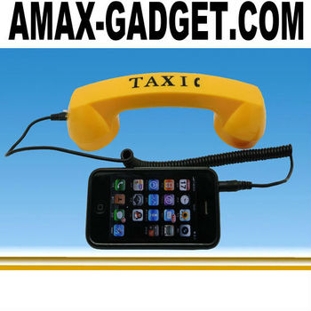 tel-6713123A Telephone receiver Brand new anti-radiation telephone receiver for mobile phones