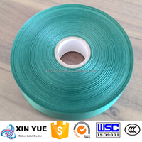 for label printing 4 inch polyester satin ribbon