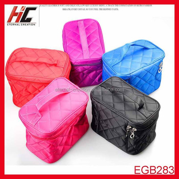 2015 candy color makeup bag with compartments alibaba express bags women