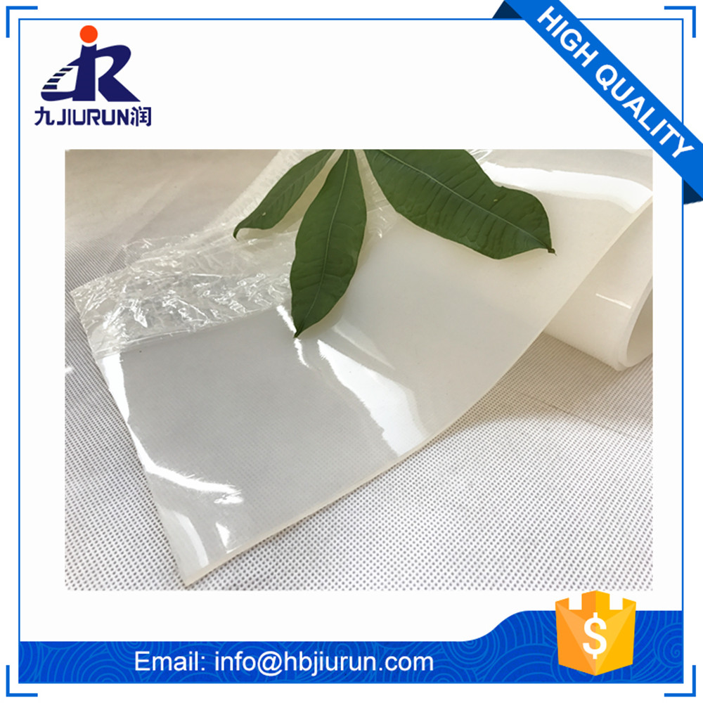 FDA Food Grade Silicone Natural Rubber Sheet