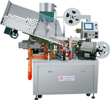 High Speed Screw Capping Machine For Toothpaste Tube