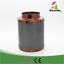 Commercial odor removal activated carbon filter