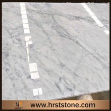 Hot sale AA quality Italy carrara white marble big slab