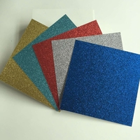High Quality glitter cardstock paper craft paper for card making