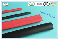 3:1Red and Grey PE material insulation heat shrink tube battery