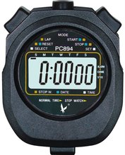 Plastic Professional Sports Timer Sport Waterproof Digital Stopwatch