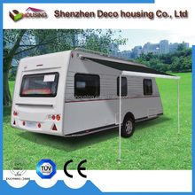 China manufacturer mobile life RV/Caravan Awning