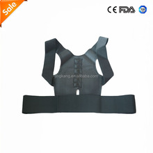 magnetic stone therapy Posture correction vest back brace back posture corrector for aging man hunchback