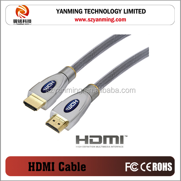HDMI Cable for DVD HDTV X360 PS3 Camera