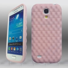 8 Colors New Arrival Wave Pattern Soft TPU Case Cover for Samsung Galaxy S4 Mini i9010