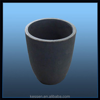 High Purity High quality Graphite crucible to melt the gold