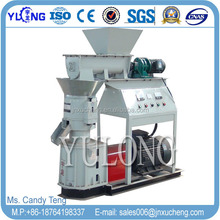 CE and ISO home heating straw and wood waste pellet making machine