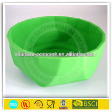 100% Food Grade microwave silicone bowl chinese bun steamer
