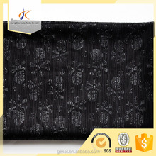 spring High quality wholesale fashion knitted jacquard fabric for winter garment fashion