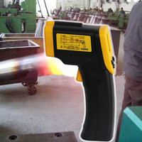 Non-Contact Digital InfraRed Thermometer gas oven Thermometer rail thermometer