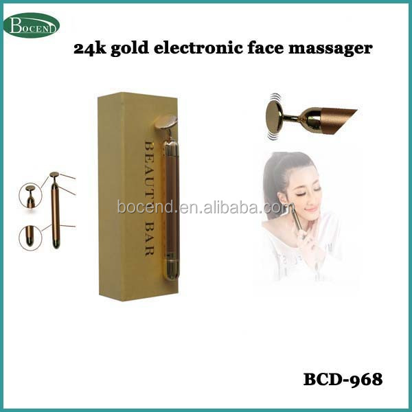 24k gold facial massage r for sexy beautiful women use