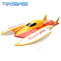RC Boat Brushless Motor 2.4G Water-Cooling System 50km/h Remote Control F1 Rc Boat