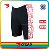2015 newest design woman black red pic good look cycling short
