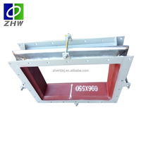Flexible bellow joint rectangular metal expansion joint with carbon steel