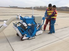 Airport Runway Bridge Deck Shot Blasting Machine/Shot Blaster/Sand Blast Cleaning Equipment for Sale from Qingdao Manufacturer