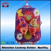2015 Latest products EVA thermal forming school trolley bag children school bag with stair climbing wheels