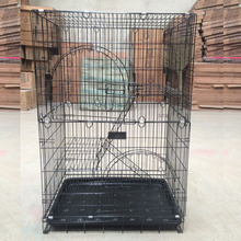 Thickened Foldable Pet Cages for Dog Cat Rabbit Hamster