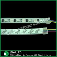 WS2801 W/B PCB SMD 5050 RGB 32 LEDs/M Addressable Digital Pixel LED Strip DC 5V