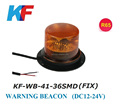 R65,R10 Hot selling car warning light,warning beacon,stroble light,KF-WB-41-36 SMD
