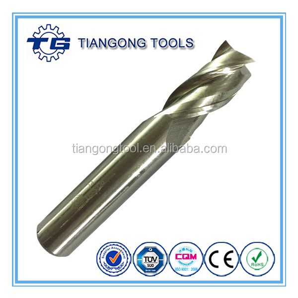 TG Tools hss 4241 germany standard end mill