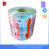 plastic film food packaging plastic roll film for cheddar cheese indonesia