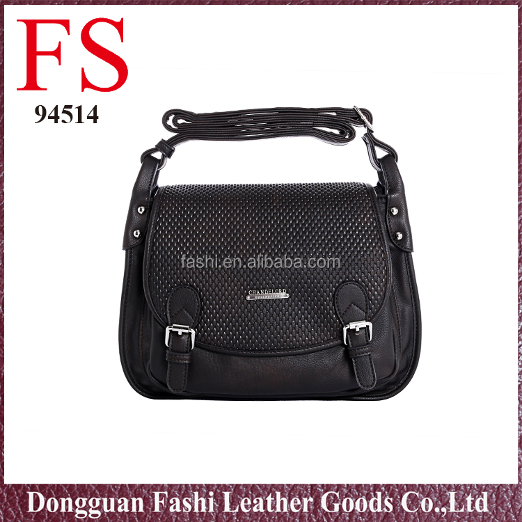 unique products to sell women's Pretty handbags china factory fashion style crossbody bag