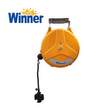 WE0756 WINNER Mini Automatic Retractable Spring Cable Reel