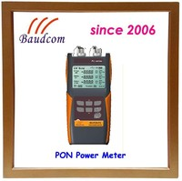 Fiber Optic Equipment FTTH PON Network Power Meter