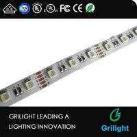 Super Bright 24V DC 60led/m 5050 RGBW Led Strip
