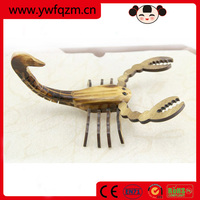 Beautiful wooden animal for home decoration,lifelike wooden model,handmade wooden toy