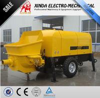 ROADY HBT80.12.110S 110kw Electric Trailer Mounted Mini Concrete Pump