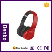 2013 wired headset best sounding headphones with headband design and cable