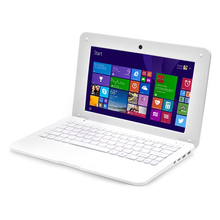 New 10inch Win10 system quad core laptop computer pc CPU 1.8GMhz wifi bluetooth usb all language Support Mini Laptop