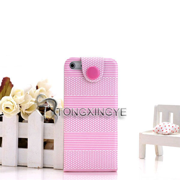 2012 360 degree rotatory stand leather case, for iphone 5 case with stand-new arrival