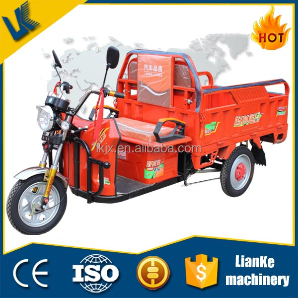 Secure cargo tricycle on sale/cargo tricycle for adult/popular electric cargo tricycle